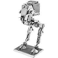 Fascinations Modellino in metallo serie Star Wars AT-ST, packaging e istruzioni in spagnolo e portoghese (mms261C2) prezzi su tvhomecinemaprezzi.eu