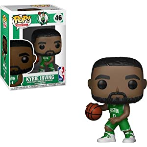 Funko Pop Kyrie Irving Boston Celtics camiseta verde (NBA 46) Funko Pop NBA