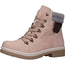 Suchergebnis auf Amazon.de für  stiefelette rosa - Rieker fe74d8a634