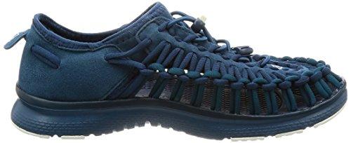 Keen Uneek O2, Sandalias De Escalada Para Mujer (majolica Blue / Legion Blue)