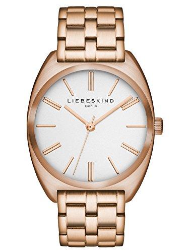 Liebeskind Berlin Damen-Armbanduhr Metal Analog Quarz LT-0001-MQ