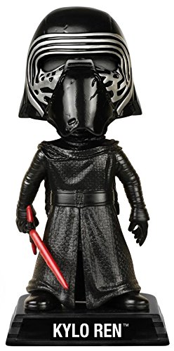 Funko - Figurina Star Wars Episode 7 - Bobble-Head Kylo Ren Sans Casque 18Cm - 0849803062446