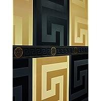 Versace 935224Papel pintado, Creación Kollektion Versace 3, Multicolor
