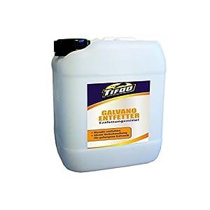 Galvanoentfetter (5000 ml) – Entfettungsmittel, Entfetter, Fettlösemittel