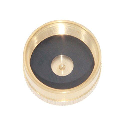 Sharplace Kappe Deckel für 1lb Propangasflasche Gasflasche Zubehör Campinggasflasche (Gas Deckel Cap Cover)