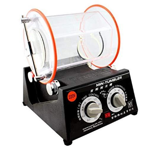 BAOSHISHAN - Pulidor Máquina pulido tambor rotativo