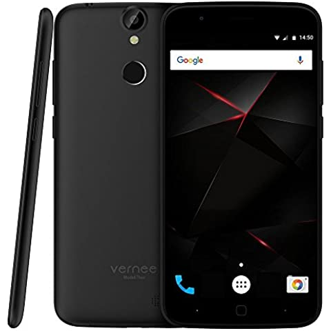 Vernee Thor 4G Smartphone Móvil Libre Android 6.0 (5.0