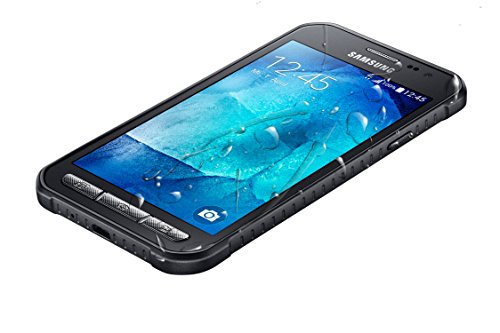 Samsung Galaxy Xcover 3 Handy (4,5 Zoll (11,4 cm) Touch-Display, 8 GB Speicher, Android 4.4) dunkelsilber - Bild 4