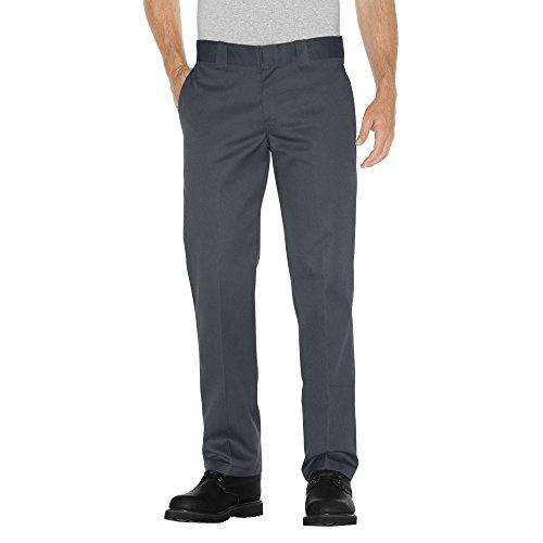 Dickies 873 Slim Straight Work Pant charcoal 34/32