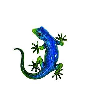 Vivid Arts - Glossy Gecko Garden Ornament (Blue)