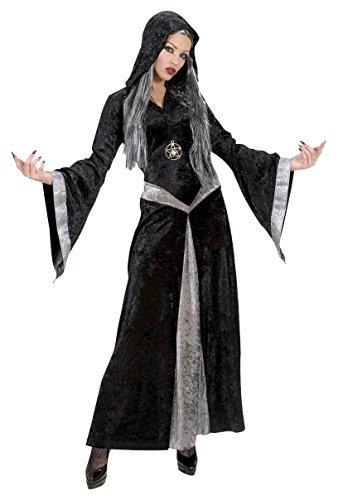 Halloween Hexen-Kostüm Dunkle Zauberin für (Hexe Kostüme Dunkle)