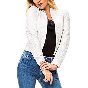 ONLY Damen Blazer Anzugjacke Damenjacke Übergangsjacke Chic Business