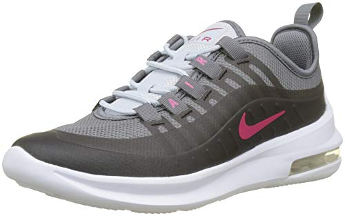 Nike - Air Max Axis - Chaussures - Mixte Enfant - Multicolore (Black/Rush Pink-Anthracite-Cool Grey 001) - 37.5 EU