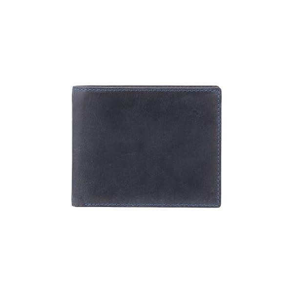 bdc836e21 Visconti - SHIELD 707 - Cartera - Cuero Hunter (Azul - RFID) | A ...