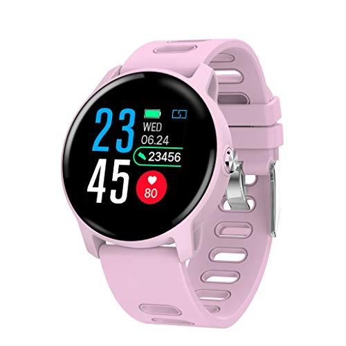 OPAKY Pulsera de Actividad Reloj Inteligente Smart Watch Waterproof Fitness Tracker Heart Rate Blood Pressure Monitor de Actividad Impermeable IP68 Reloj Inteligente para iOS y Android