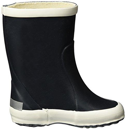 Bergstein Unisex-Kinder Rainboot Gummistiefel Schwarz (Black)