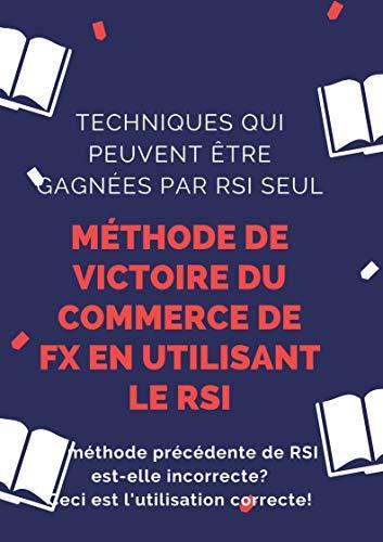 Couverture du livre Comment gagner un échange avec RSI