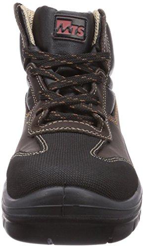 Mts Sicherheitsschuhe Soprano S3 Flex 40104, Chaussures de sécurité Mixte adulte Marron (braun/schwarz)