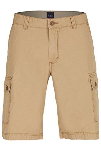 Hattric Bermuda Shorts oliv Warm Yellow