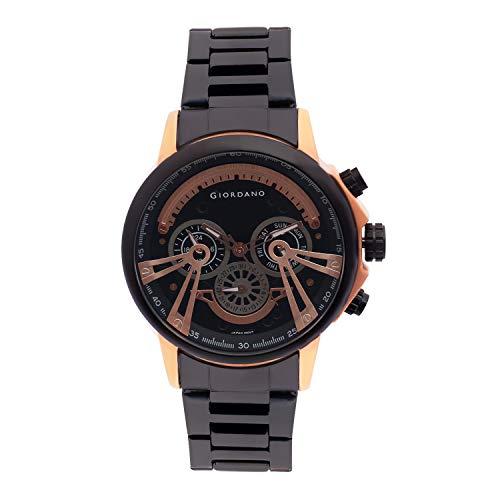 Giordano Analog Multi-Colour Dial Men's Watch-C1101-44