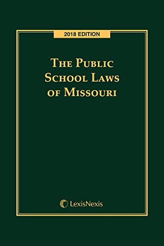 The Public School Laws of Missouri