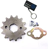 stoneder 42014Zahn 20mm vorne Kettenrad Gear für 50cc 70cc 90cc 110cc 125cc 140cc 150cc 160cc Motor ATV Quad Pit Dirt Trail Bike
