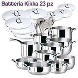 batteria KIKKA 23 pz