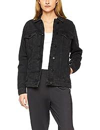55029fe7d447f Noisy May Women s Nmole L S Black Denim Jacket Noos