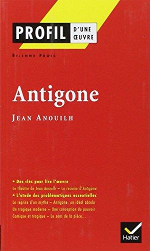 Profil d'une oeuvre : Antigone