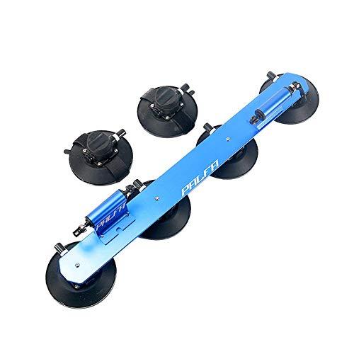 BEENZY Saugnapf-Fahrradständer, Dach-Sauger-Fahrradständer Gepäckträger-Träger-Fahrradhalter mit Sauger für die meisten Autos
