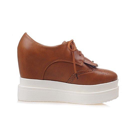 Schuhe braun damen pumps