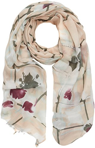 PIECES Damen Umschlagtuch Pcdacey Long Scarf, Mehrfarbig (Cameo Rose Cameo Rose), One size