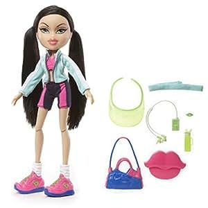 Bratz Puppe Fierce Fitness, Jade: Amazon.de: Spielzeug