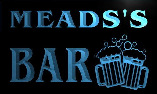 w012626-b-meadss-nom-accueil-bar-pub-beer-mugs-cheers-neon-sign-biere-enseigne-lumineuse