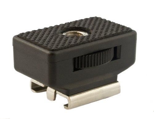 Blitz und Zubehör Gewindeadapter mit 1/4 Zoll Aufnahme