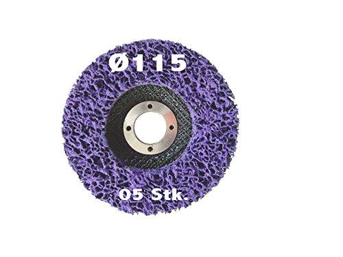5-stuck-reinigungsscheibe-grobreinigungsscheibe-csd-oe-115mm-cbs-fur-winkelschleifer-clean-strip-dis