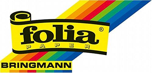 Max Bringmann 520409 – Folia Bastelfilz, 20 x 30 cm, 10 Bogen, mehrfarbig sortiert (3 Packungen)