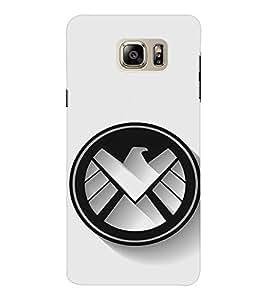 EPICCASE Agents of Shield Mobile Back Case Cover For Samsung Note 6 (Designer Case)