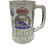 Jarra Cerveza 300ml Real Madrid
