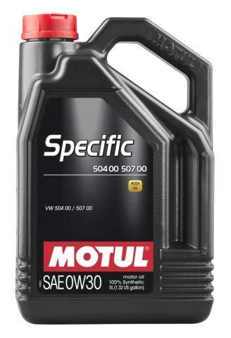 Aceite Motor, MOTUL Specific 50400 50700 0W-30 5 litros