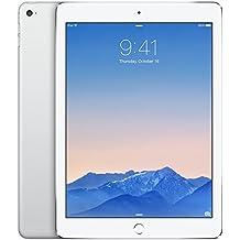 Apple iPad Air 2 WiFi Cellular 64GB Silver Sim Free, [Importado de UK]