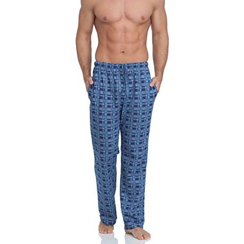 Timone Pantalones Largos de Pijamas 100% Algodón Hombre TPP-001 12