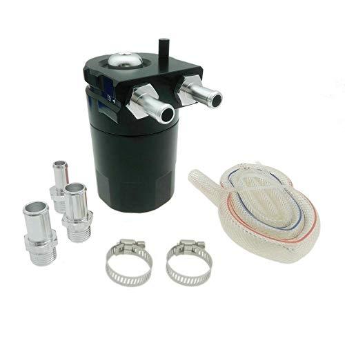 heinmo 5 Farbe Universal Aluminium Zylinder Auto Öl Catch können Reservoir Tank -