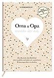 Oma und Opa erzählen über dich I Elma van Vliet: Unser Erinnerungsalbum - Elma van Vliet