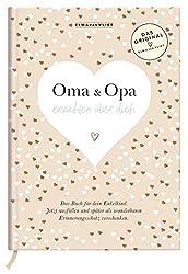 Oma und Opa erzählen über dich I Elma van Vliet: Unser Erinnerungsalbum