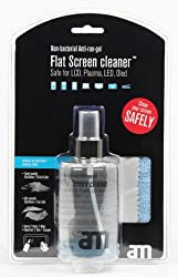 Am Denmark Am80102 Screen Cleaner Gel - 200 Ml With Extra Large Cloth