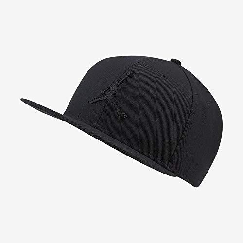 2d1ec9b107 Nike Jordan PRO Jumpman Snapback, Cappello Uomo, Black, MISC