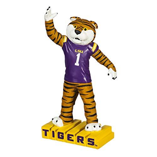 Team Sports America Evergreen Enterprises NCAA LSU Tigers Maskottchen DesignGartenstatue, Teamfarben, Einheitsgröße