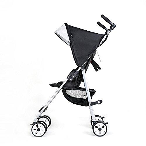 &Kinderwagen Kinderwagen Super Weight Trolley Mama Kinderwagen Kinderwagen aus Edelstahl (Farbe : 4#)