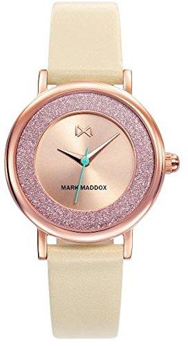 Mark Maddox MC7106-90 Reloj de pulsera para mujer
